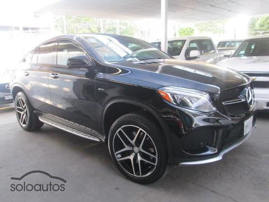 2016 Mercedes-Benz Clase GLE Coupe GLE 450 AMG Sport Coupe 4MATIC AT