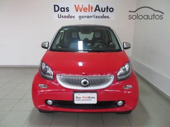2018 smart fortwo passion turbo