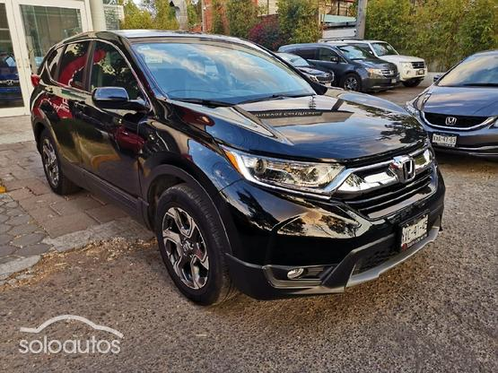 2018 Honda CR-V Turbo Plus