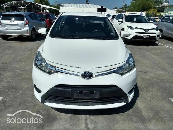 2017 Toyota Yaris Sedan Core CVT