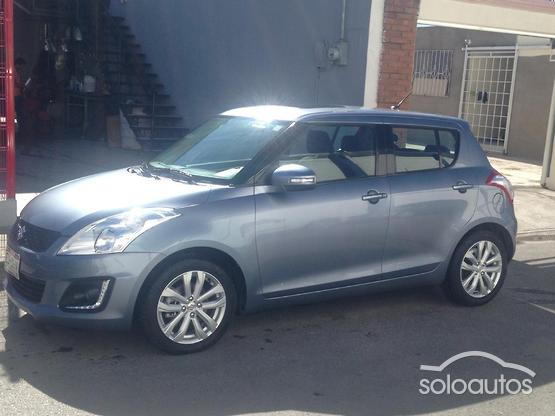2015 Suzuki Swift 1.4 GLX TM