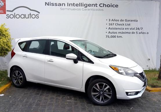 2018 Nissan Note 1.6 Advance CVT