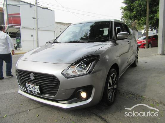 2018 Suzuki Swift GLX TA