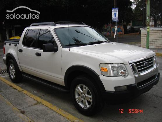 2009 Ford Explorer Sport Trac 4X2 4.6L V8 AT Tela