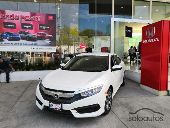 2016 Honda Civic EX TM