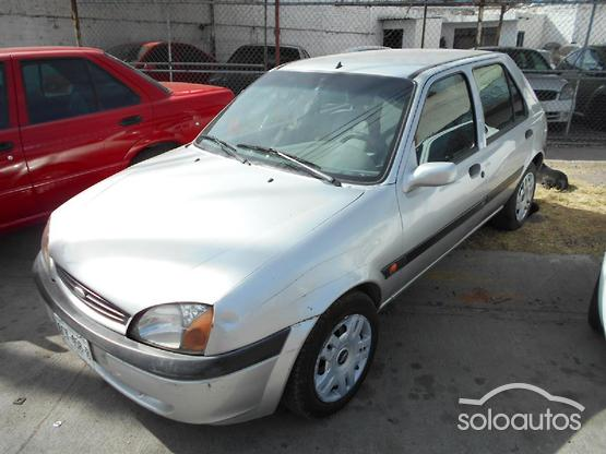 2000 Ford Fiesta BASE 1.3L