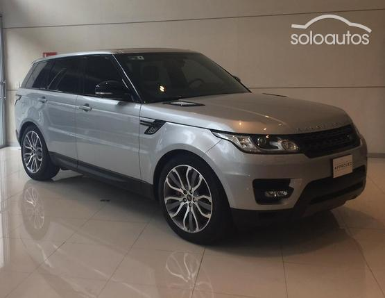 2016 Land Rover Range Rover Sport 5.0 Supercharged