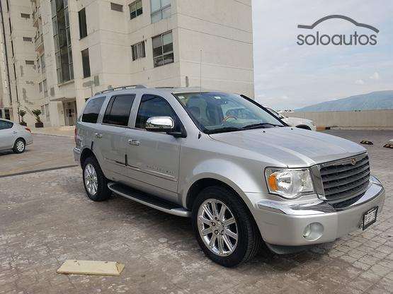 2008 Chrysler Aspen Limited 4x2 5.7L MDS