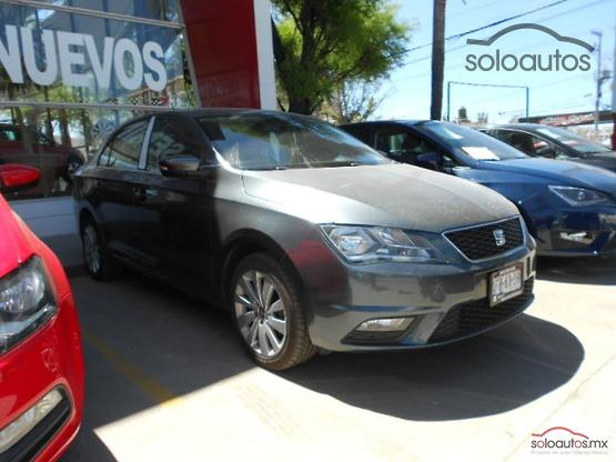 2017 SEAT Toledo Style Std. Connect