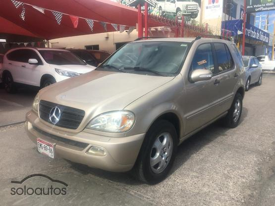 2003 Mercedes-Benz Clase M ML 350 Básica