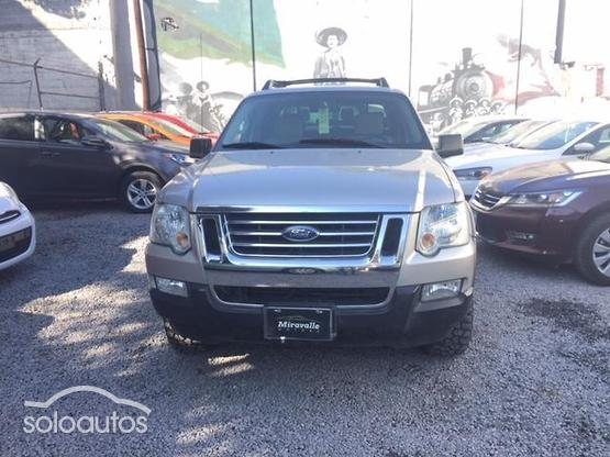 2008 Ford Explorer Sport Trac 4X2 4.6L V8 AT Tela