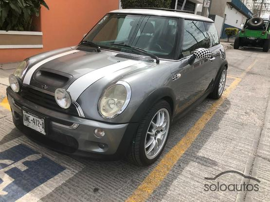2004 MINI MINI Cooper S Hot Chili