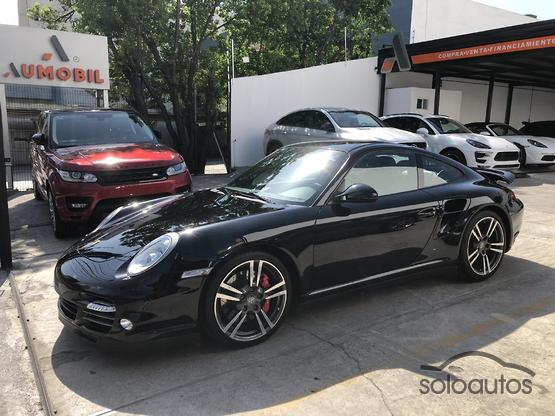 2012 Porsche 911 Turbo PDK