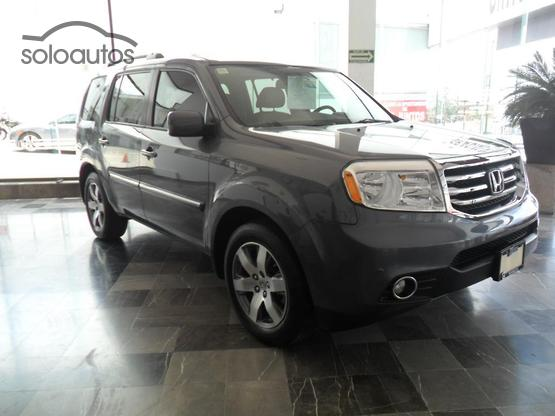 2014 Honda Honda Pilot 4WD Touring AT
