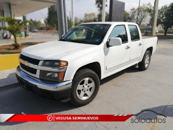 2012 Chevrolet Colorado Doble Cabina A