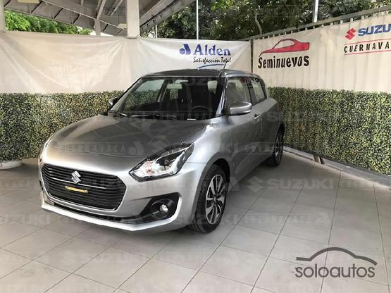 2019 Suzuki Swift GLX TA