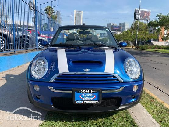 2007 MINI MINI Cooper S Convertible Hot Chili AT