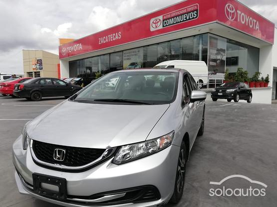 2014 Honda Civic EX AT 4drs