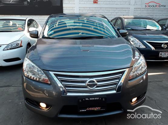 2016 Nissan Sentra Advance CVT