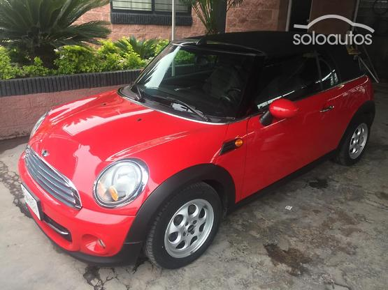 2013 MINI Mini Cooper S Convertible Hot Chili AT