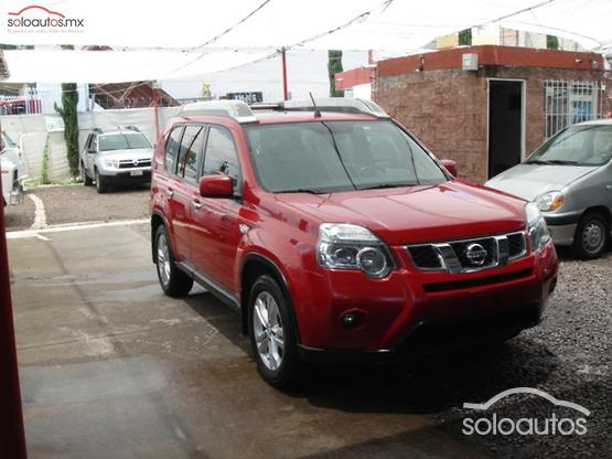 2013 Nissan X-TRAIL Advance Piel