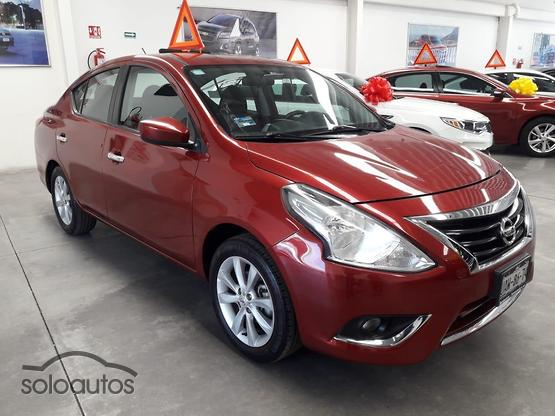 2018 Nissan Versa Advance MT AC