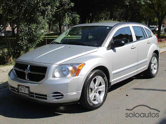 2012 Dodge Caliber SXT Base Aut.