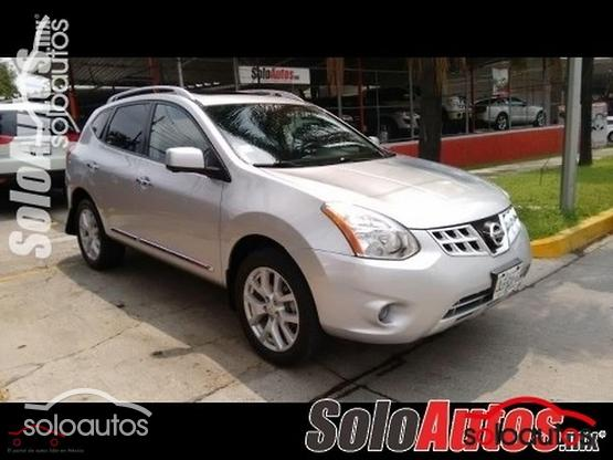 2014 Nissan Rogue Exclusive