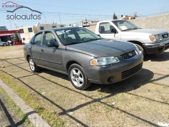 2002 NISSAN SENTRA (OLD) XE MT