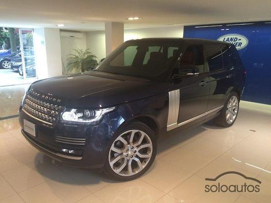 2015 Land Rover Range Rover 5.0 Autobiography
