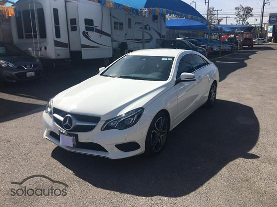 2017 Mercedes-Benz Clase E E 250 Coupé