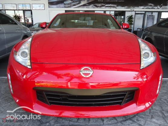 2017 Nissan 370Z Touring T/A
