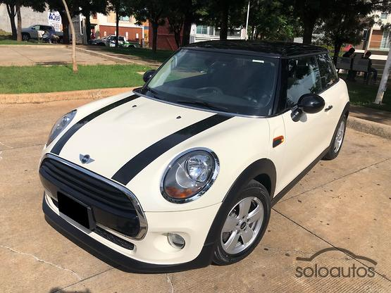 2016 MINI MINI Cooper Salt AT