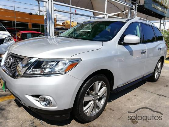 2013 Nissan Pathfinder Exclusive 4WD TA