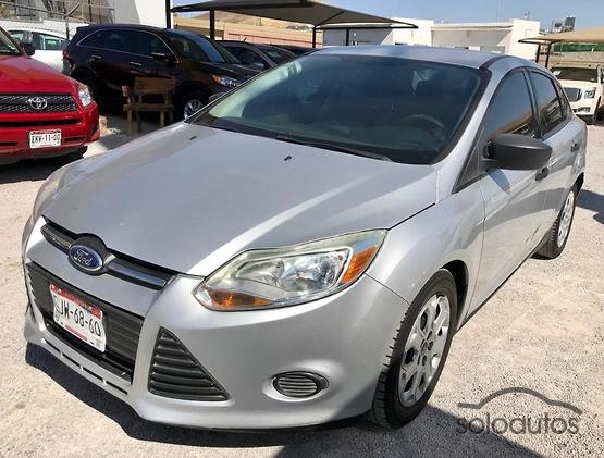2012 Ford Focus S MT