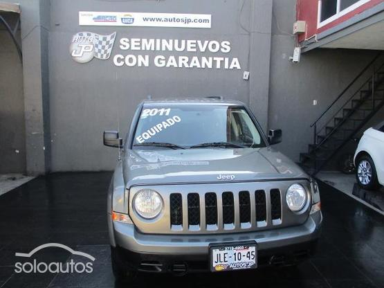 2011 Jeep Patriot Base FWD CVT