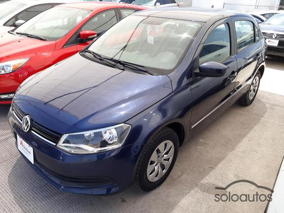 2016 Volkswagen Gol Track 5 Ptas. CL AC/CD ASG