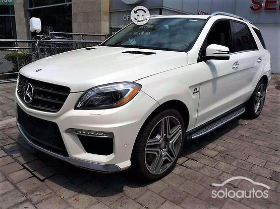 2015 Mercedes-Benz Clase M ML 63 AMG Biturbo
