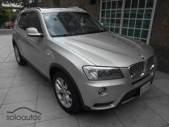 2012 BMW X3 3.0 xDrive 28iA Lujo AT