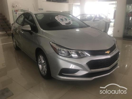 2018 Chevrolet Cruze LS Turbo A