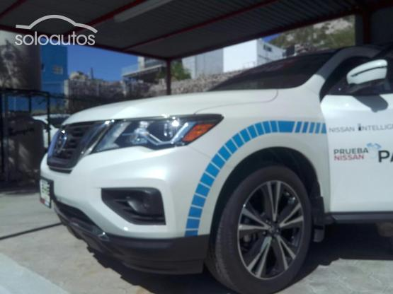 2018 Nissan Pathfinder Exclusive 4WD