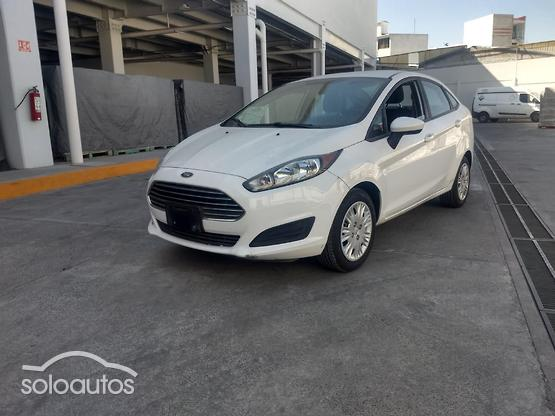 2016 Ford Fiesta S MT 4 ptas