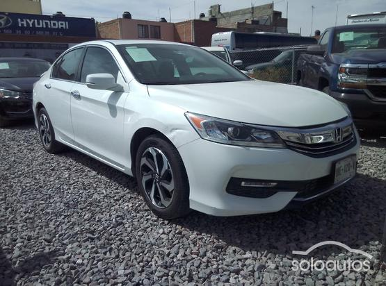 2016 Honda Accord EXL Navi