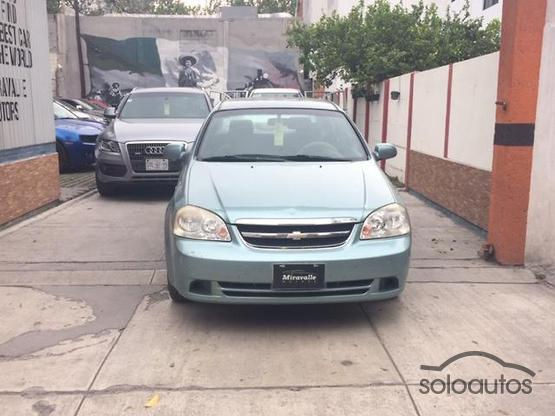 2008 Chevrolet Optra AT AC A