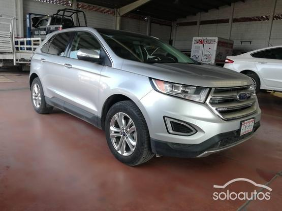 2015 Ford Edge SEL PLUS V6
