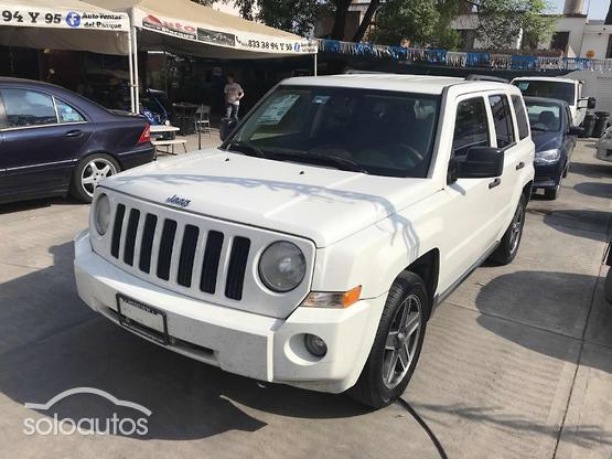 2009 Jeep Patriot Sport FWD CVT