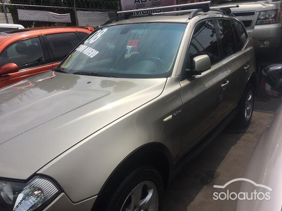 2008 BMW X3 3.0siA AT