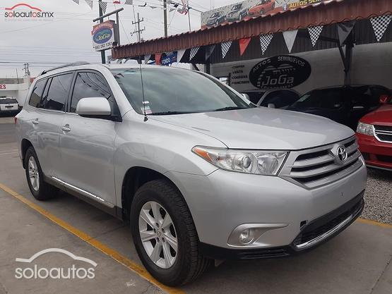 2012 Toyota Highlander 3.5 Base Premium AT