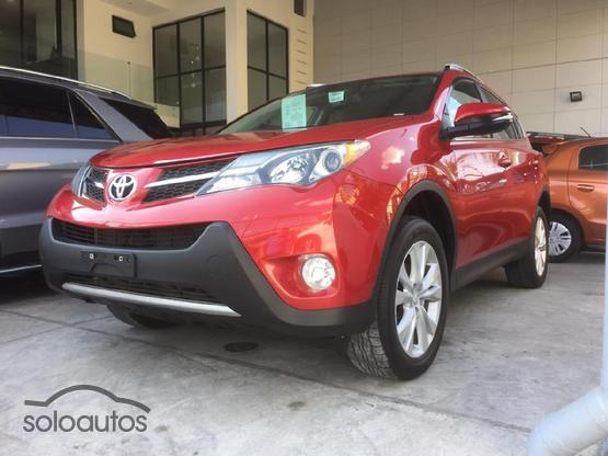 2014 Toyota RAV4 2.5 Limited Platinum AWD AT