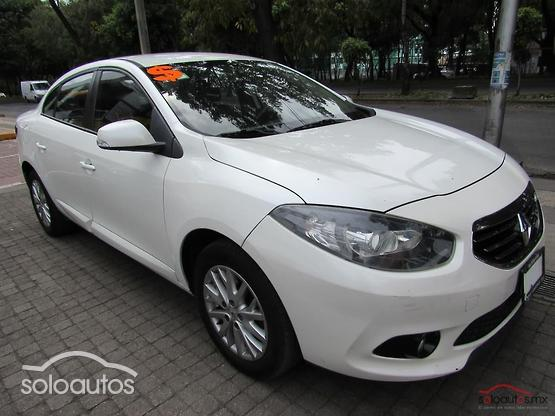 2013 Renault Fluence Expression CVT